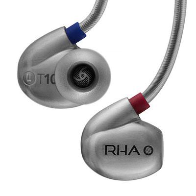RHA T10i im Praxistest auf www.audisseus.de