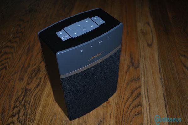 Bose SoundTouch 10 - Im Praxistest  auf www.audisseus.de