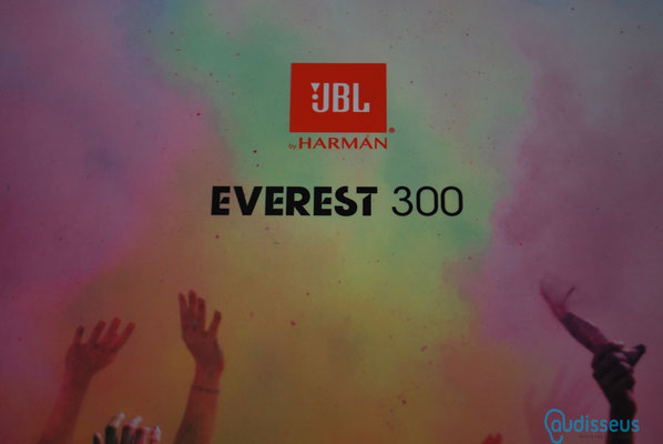JBL Everest 300 / Praxistest auf www.audisseus.de