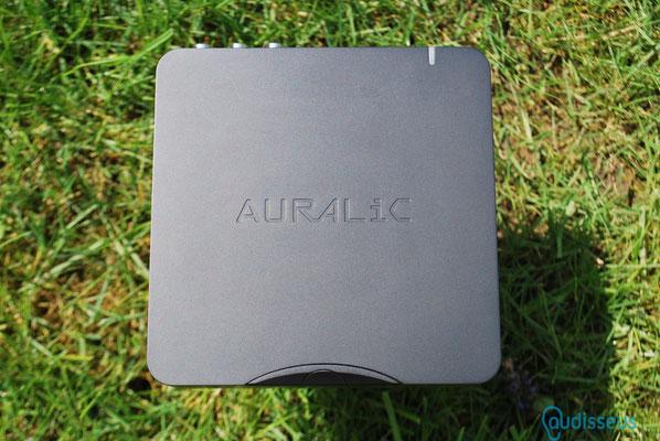 Auralic Aries Mini - Im Praxistest auf www.audisseus.de
