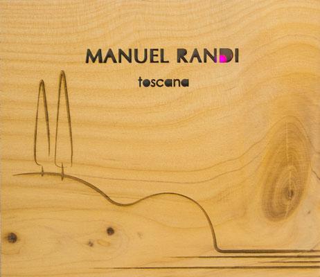 Manuel Randi | Toscana (Zypressenholz) pixBOXes