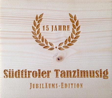 Südtiroler Tanzlmusig | 15 Jahre (Fichtenholz) pixBOXes