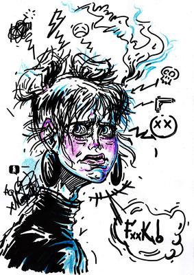 F..k! (sketch) 2015/NL