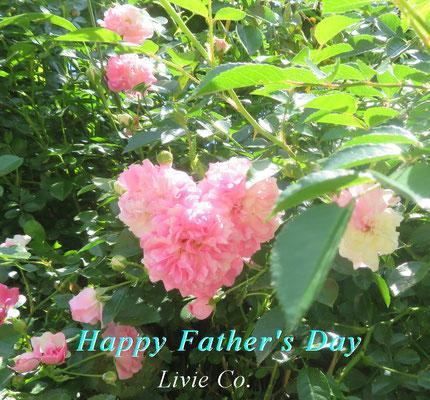 父の日 ♪ Happy Father's Day!