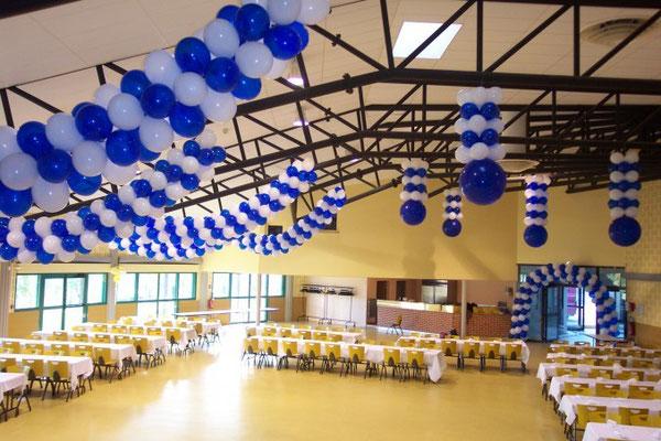 Décoration de ballons Kiwani Club