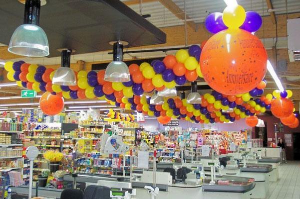 Décoration de Ballons SHOPI