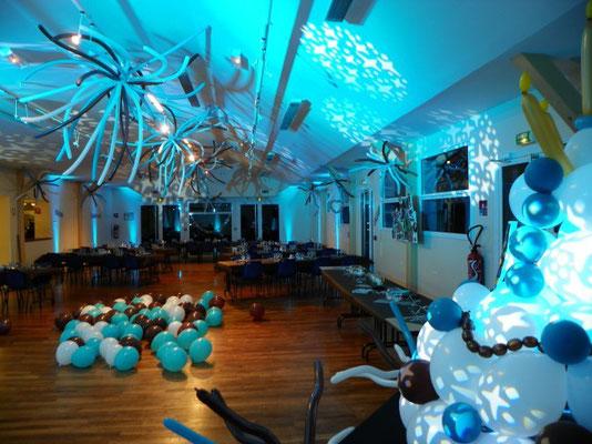 Déco de ballons anniversaire Roncherolles en Bray