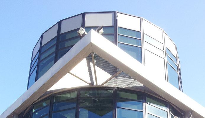 Ceinture coursive de bâtiment