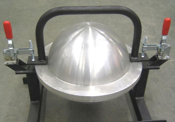 Fabrication moule de sphère