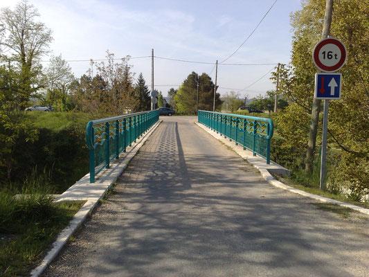 Pont sur Canal - Passage d'Agen