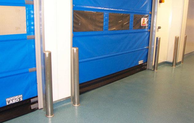 protection de portes
