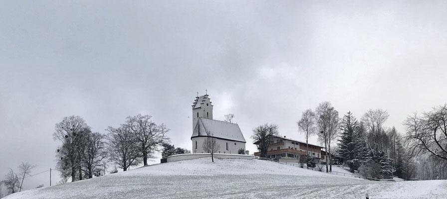 Wallfahrtskirche Sankt Margarethen