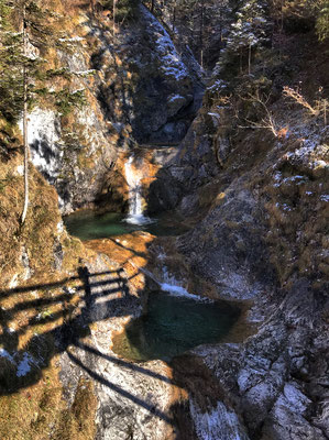 Mühlbach-Wasserfall