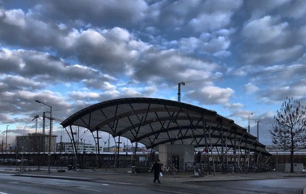 Bahnhof Rosenheim Ausgang Klepperstraße