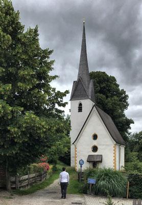 St. Ägidius Brannenburg