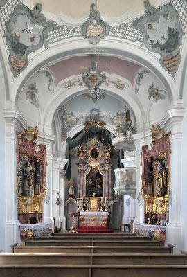 Kirche in Wiechs