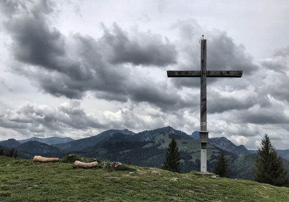 Sulzberg Gipfelkreuz