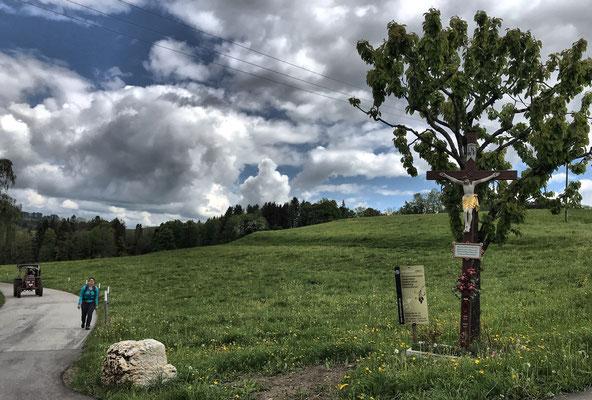 Feldkreuz bei Holzmann