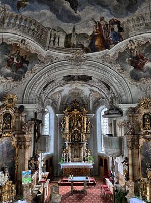 Pfarrkirche St. Margareth Bayrischzell