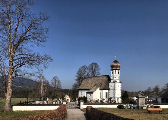 Maria-Schutz-Kirche in Fischbachau