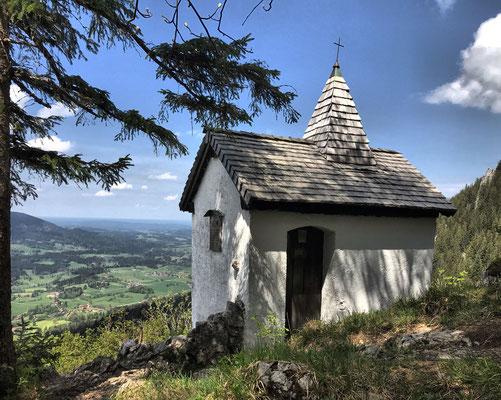 Kapelle am Feuerhörndl bei der Kesselalm