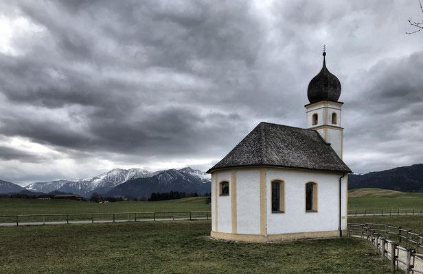 Leonhardi-Kapelle in Hundham