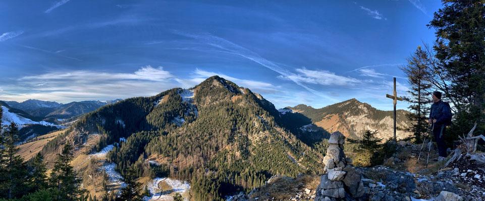 Schortenkopf Gipfel