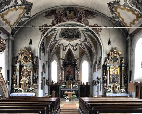 Maria Himmelfahrt in Törwang