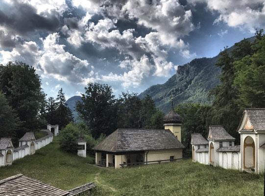 Wallfahrtskirche St. Magdalena auf der Biberhöhe