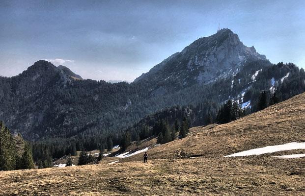 Am Schweinsbergsattel