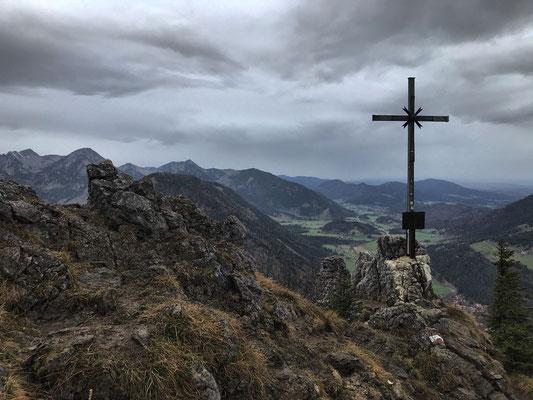 Vogelsang Gipfelkreuz