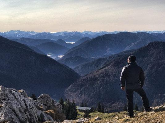 Blick ins Tal Richtung Osterhofen