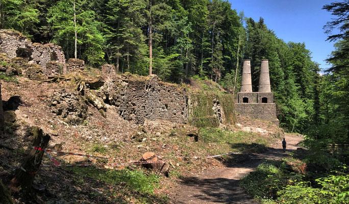 Historisches Zementwerk Litzldorf