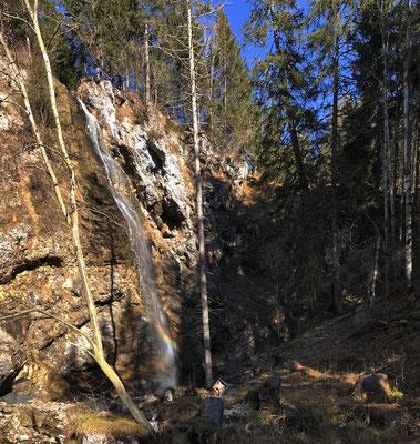Arzmoos Wasserfall