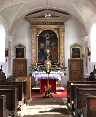 St. Johannes Evangelist in Fischbach