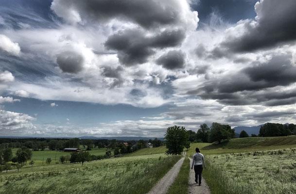 Zwischen Derndorf und Litzldorf