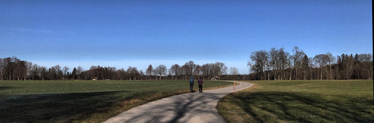 Zwischen Kleinholzhausen und Sterntaler Filze