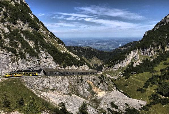 Wendelstein Zahnradbahn
