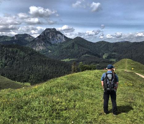 Blick zum Breitenstein