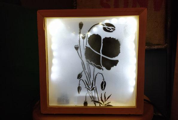 Lampe 3 arrière - 25€