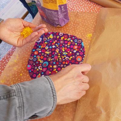 Festival Changer d'R de Miribel : ateliers papier mâché, bee's wrap et lessive