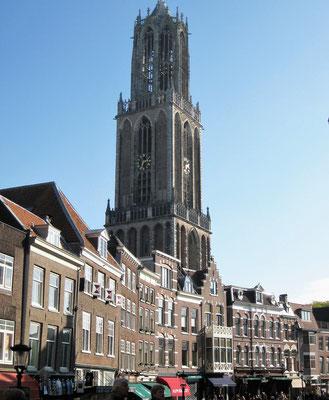 Der Domturm zu Utrecht