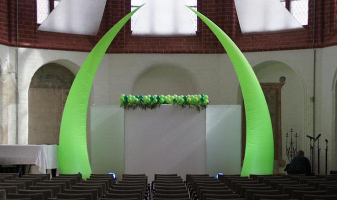 textile Spannfigur Easystretch Curve