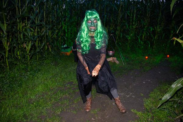 Horrorlabyrinth Balgach