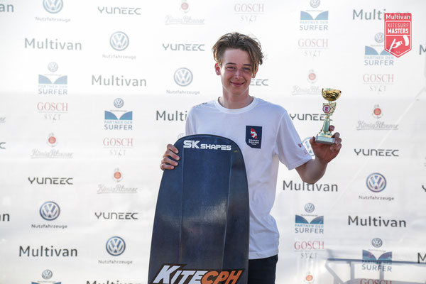 Bester Junior Racing - Oliver Hansen