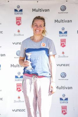 Beste Frau Slalom