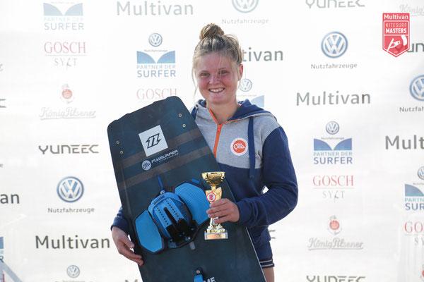 Beste Dame Slalom - Maya Kowa