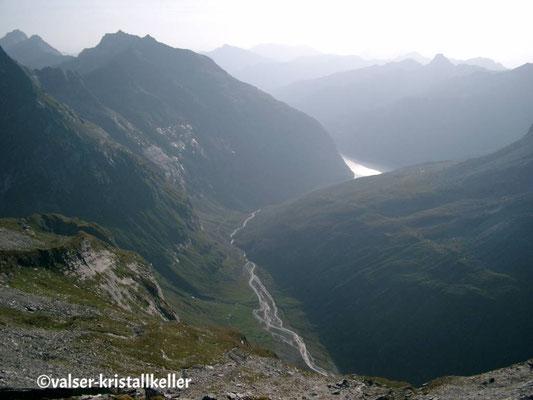 Plattenberg Vals Graubünden Schweiz