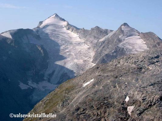 Rheinwaldhorn - Vals Graubünden Schweiz