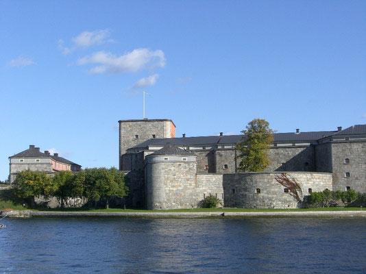 Waxholm castle